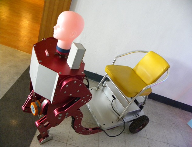 147機器人力車