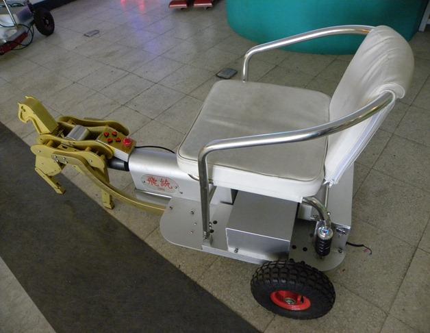 148飛統機器馬車