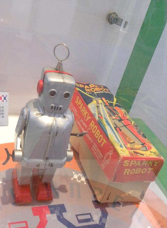 161Sparky Robot|吉屋 日本 1954