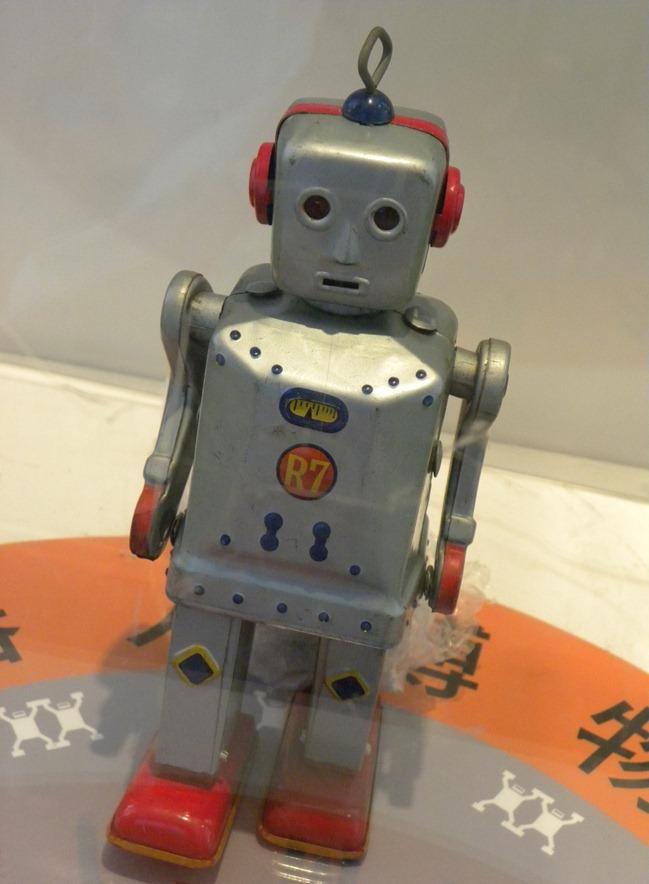 162 R7 Robot|三系 日本 1955