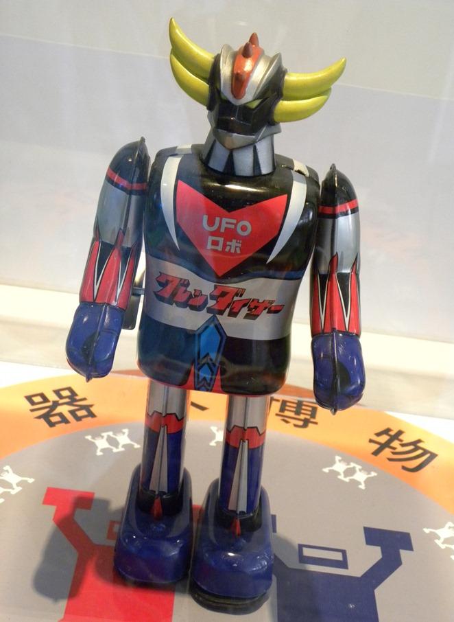 163UFO機器人|日本 1975