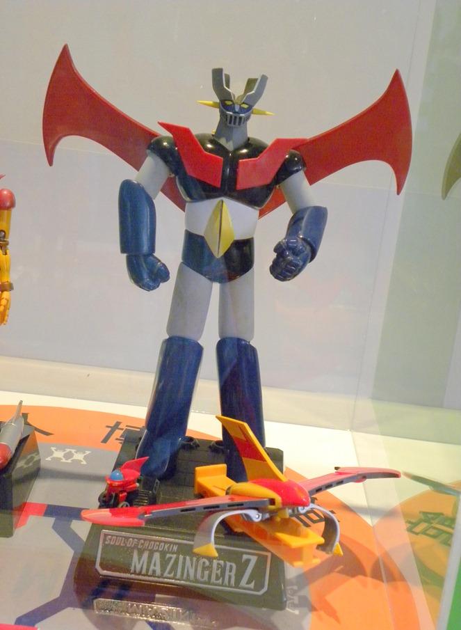 166無敵鐵金鋼機器人|Bandai 日本 2002