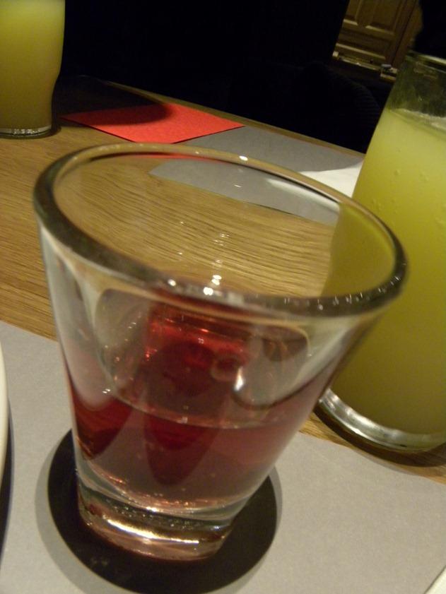 17餐前酒 梅酒
