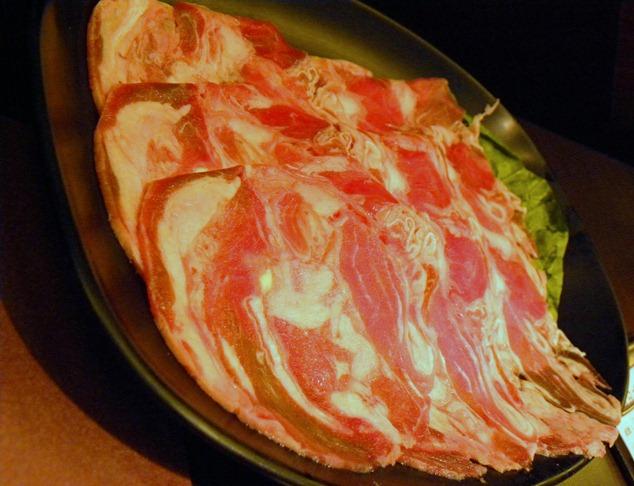 18海角培根豬肉