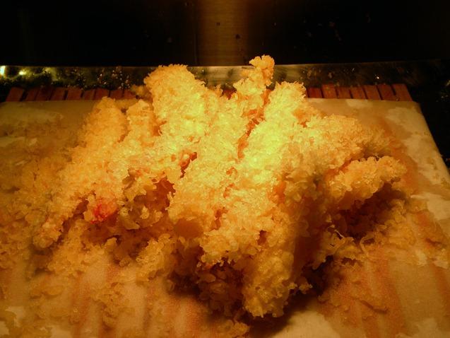 26熱食 蝦捲
