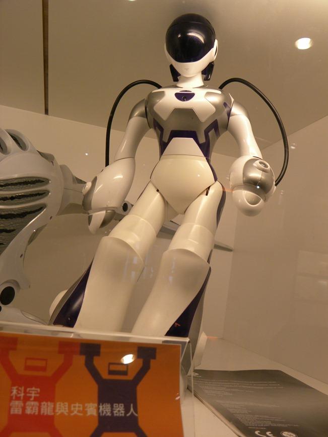 289科宇 史賓機器人