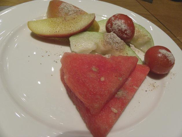 37水果盤