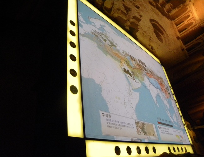 58互動式絲路地圖