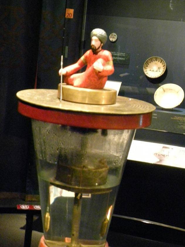 61水槽浮筒