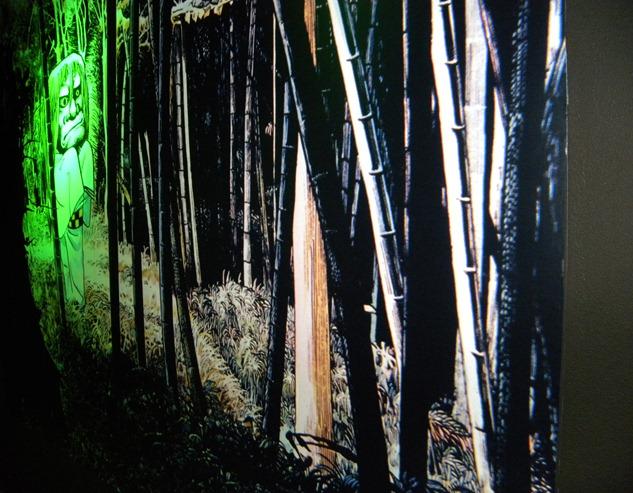 03森林裡的撒沙婆婆