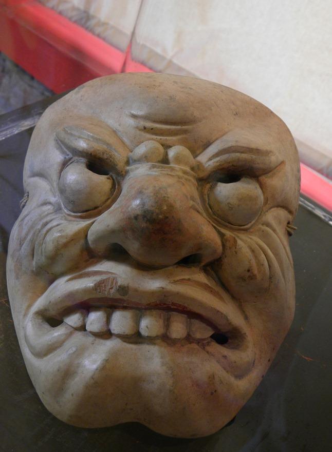 13日本鬼面具 19th