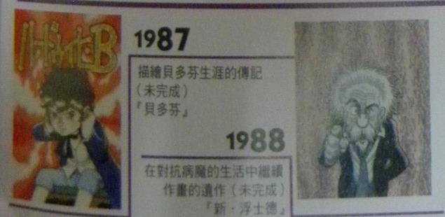 14作品年表1981-1997