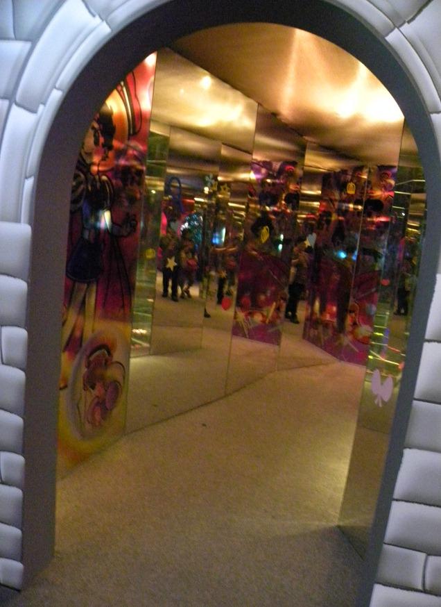 15鏡子迷宮出口