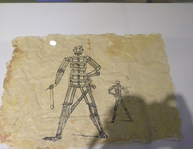 072機器人草圖