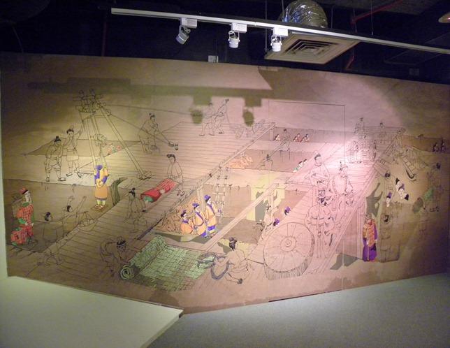 107模擬壁畫