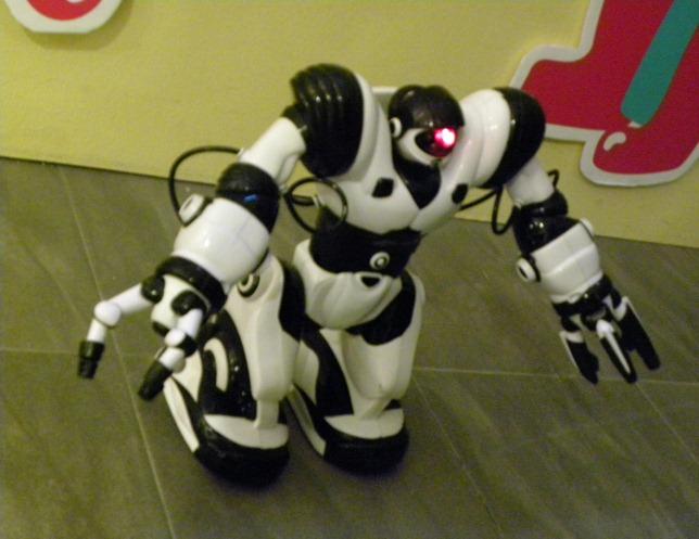 238史賓機器人
