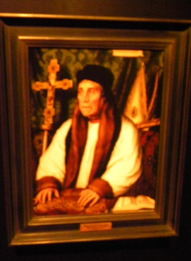 038威廉大主教肖像