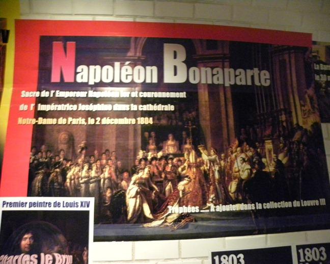 11拿破崙加冕約瑟芬圖