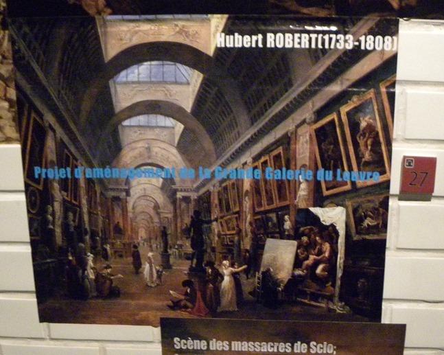 21羅浮宮大畫廊改造計畫